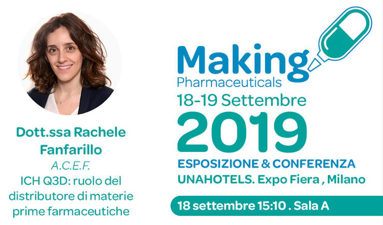 Congresso Making Pharmaceuticals